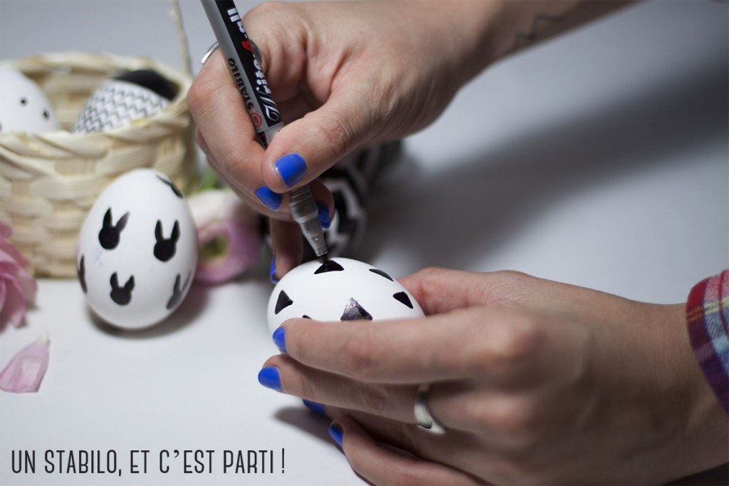 DIY de Pâques ultra simple et design.