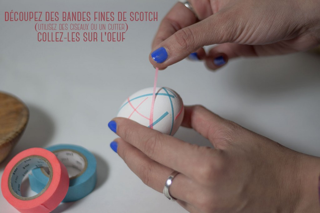 Un DIY à base de scotch: de quoi rester scotché !