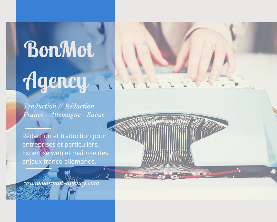 BonMot Agency Couleur